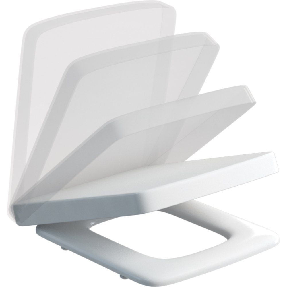 Cube Soft Close Toilet Seat Code Ss1025