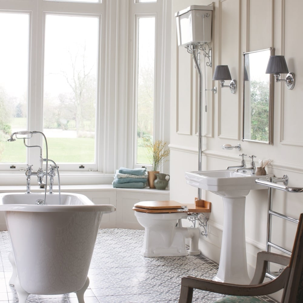 Burlington Victorian Bathroom Suite Darlington Showroom