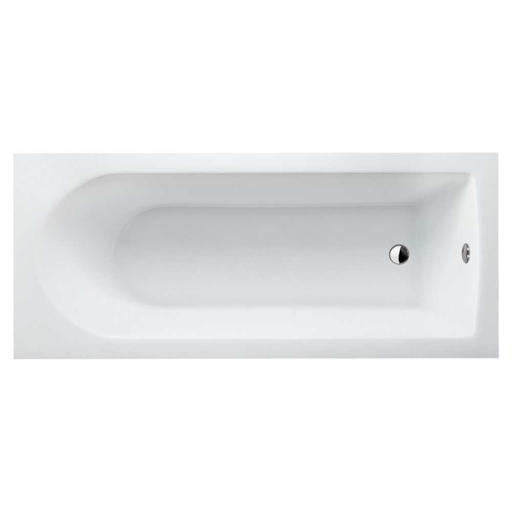 Reuse se round 1800 x 750mm reinforced bath white for Bath 1800