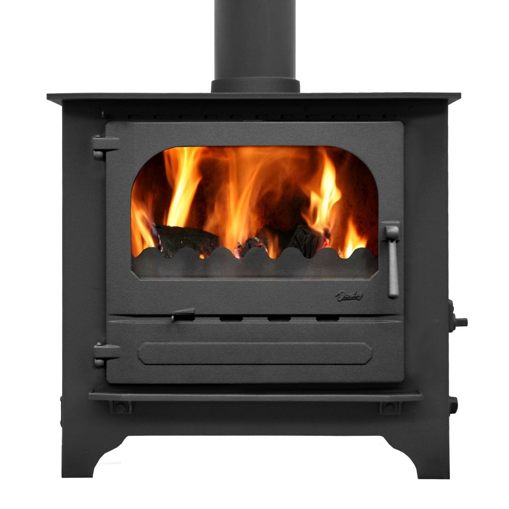 Highlander 10 Solo Multifuel Or Woodburning 33 Stove