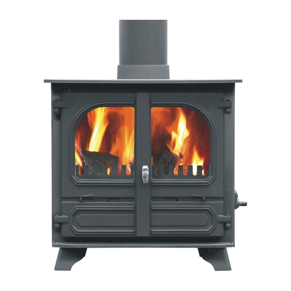 Highlander 8 Multifuel Or Woodburning 392 Stove