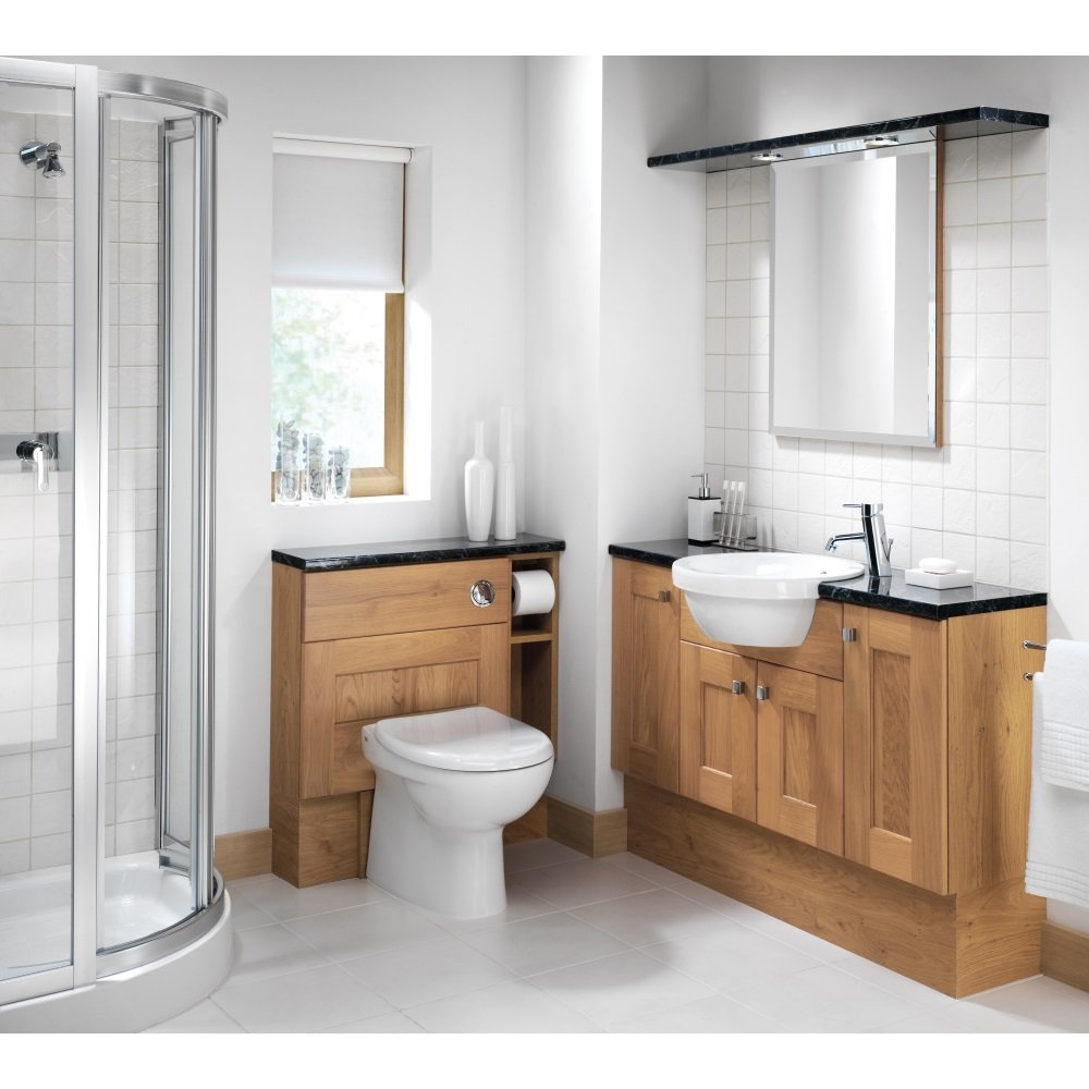 Ellis dominica winchester oak ellis from homecare for Bathroom furniture