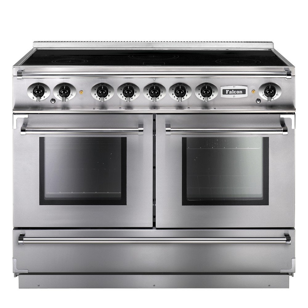 Induction Stoves And Ovens ~ Continental induction range cooker fcon eiss c eu