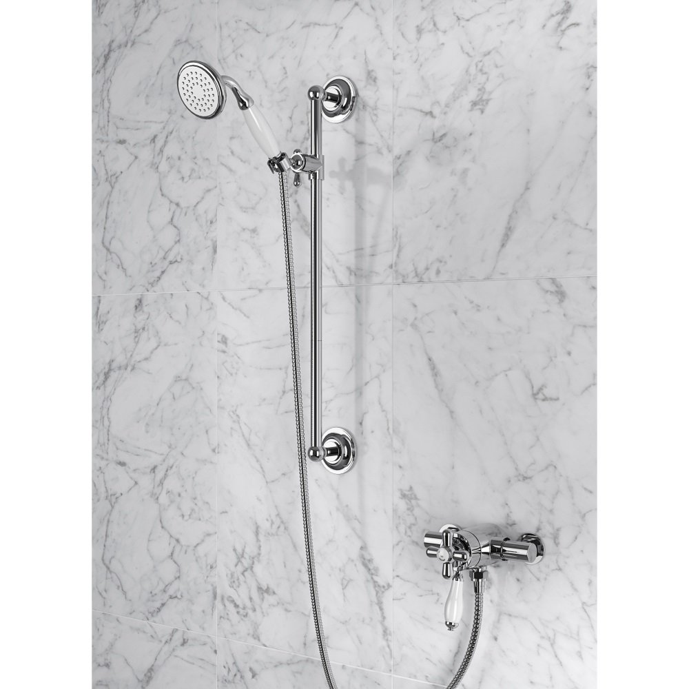 Ryde Thermostatic Shower Valve with variable kit in Gold SLCDUALMIN04