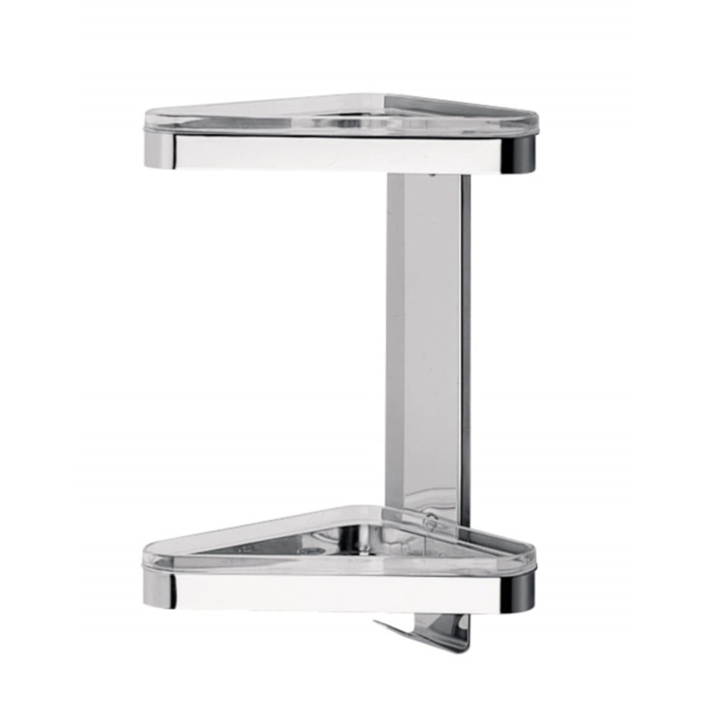 Hotellerie Shower Shelf A04320 Chrome