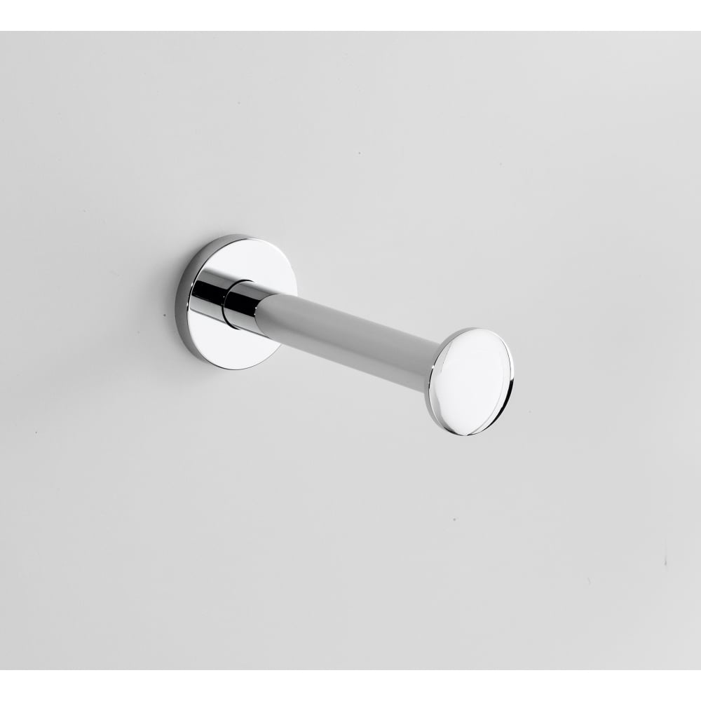 inda one spare toilet roll holder a24280 chrome