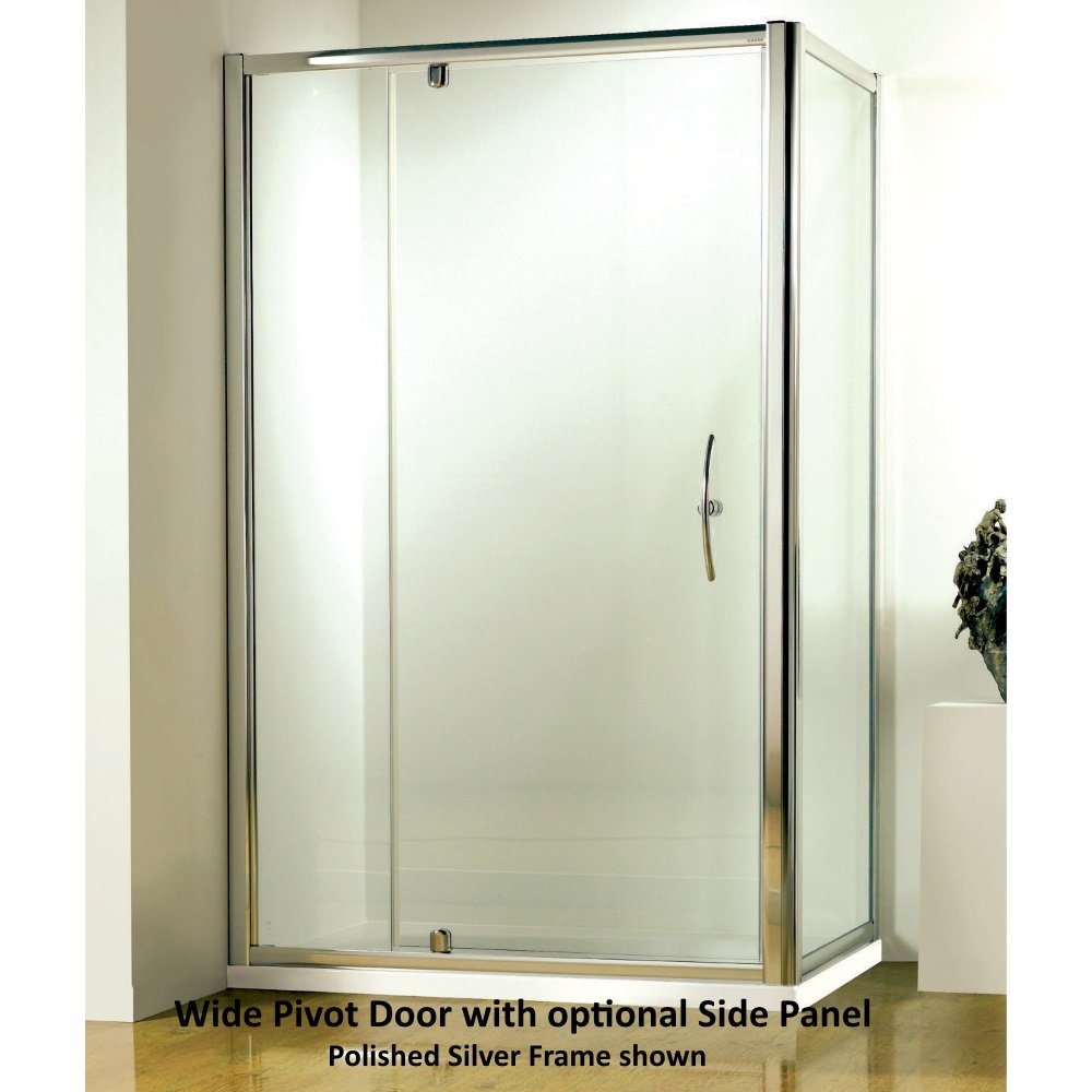 How Wide Is A Door Frame : Kudos original pw s mm pivot wide shower door