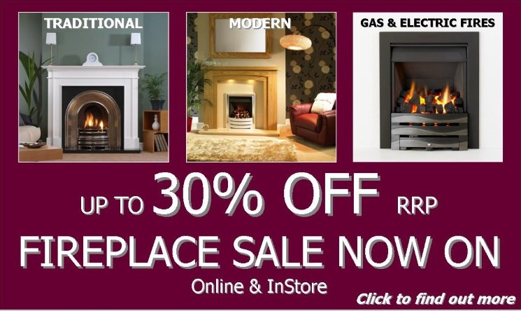 Fireplaces Winter Sale 2016 at Homecare