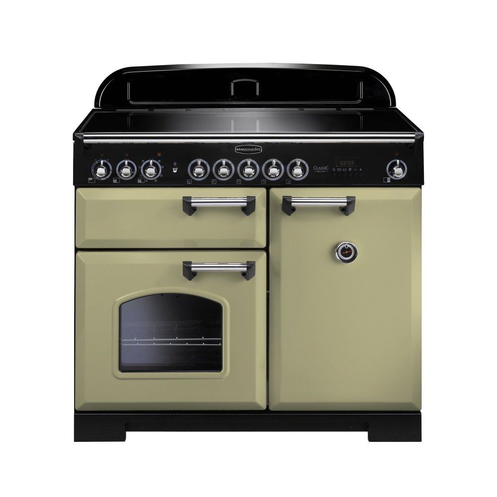 rangemaster cdl100eiog c classic deluxe 100 induction. Black Bedroom Furniture Sets. Home Design Ideas