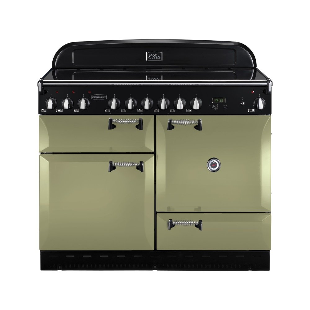 Electric Range Cookers ~ Rangemaster elas ecog elan electric ceramic range