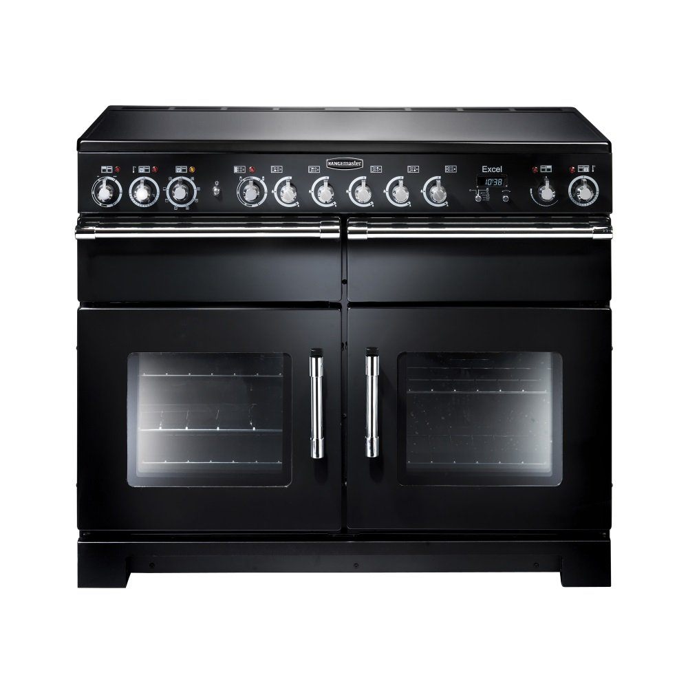 Electric Range Cookers ~ Rangemaster exl ecbl c excel ceramic electric range