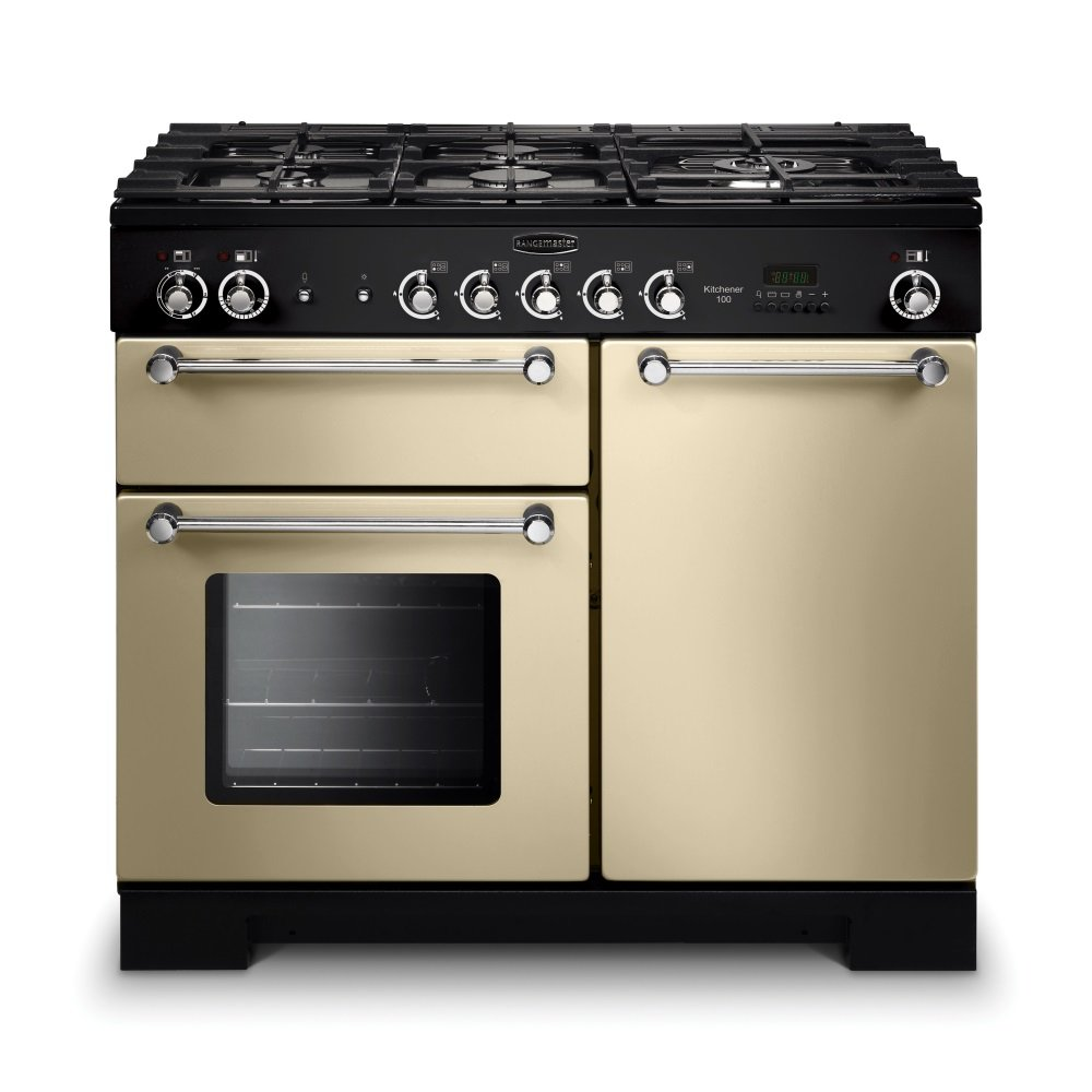 Rangemaster Kitchener  Cream Electric