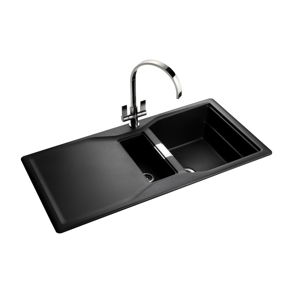 Rangemaster Magma Sink MAG1052/AS 1.5 Bowl Reversible In