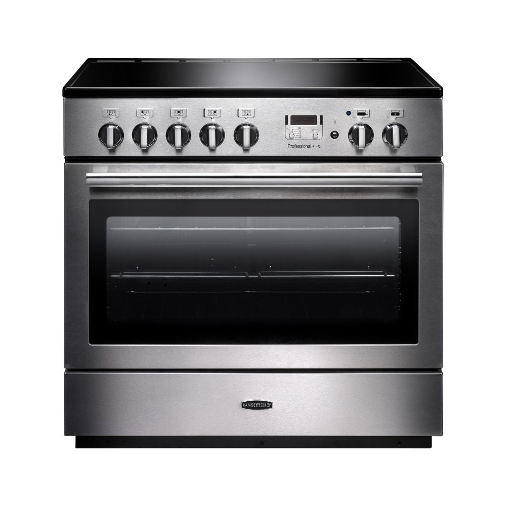 Professional Electric Stoves And Ovens For The Home ~ Rangemaster prop fxeiss c professional plus fx