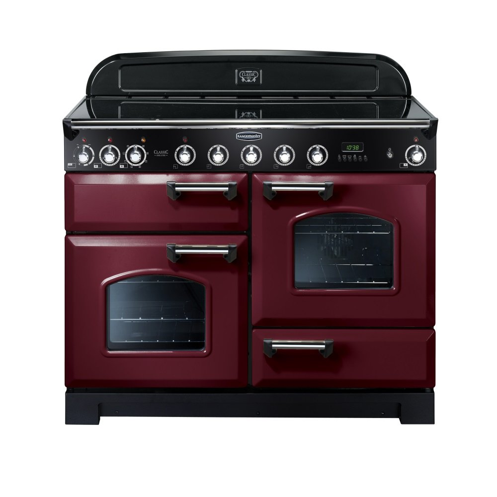 Rangemaster Classic 110 Deluxe Electric Induction Range