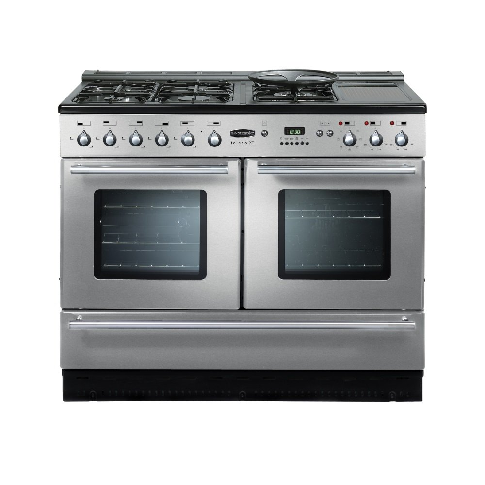 toledo 110 xt dual fuel range cooker txt110dffss. Black Bedroom Furniture Sets. Home Design Ideas