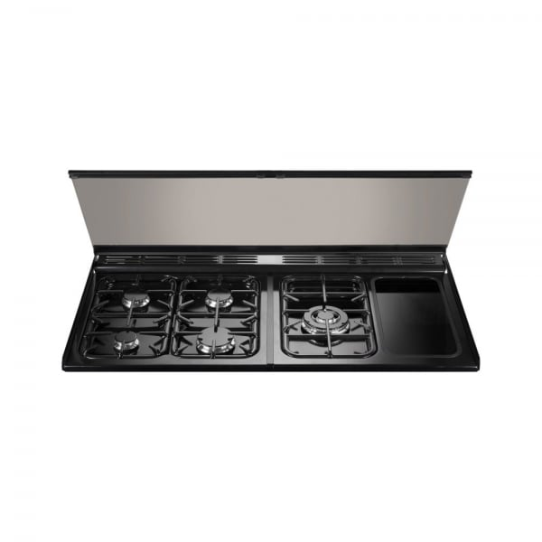 Ring Gas Only Range Cookers With Clock