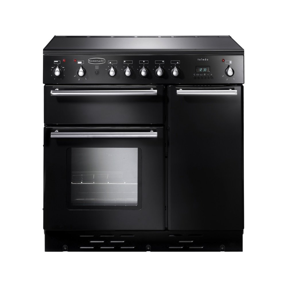 rangemaster tols90ecgb toledo 90 electric ceramic range. Black Bedroom Furniture Sets. Home Design Ideas