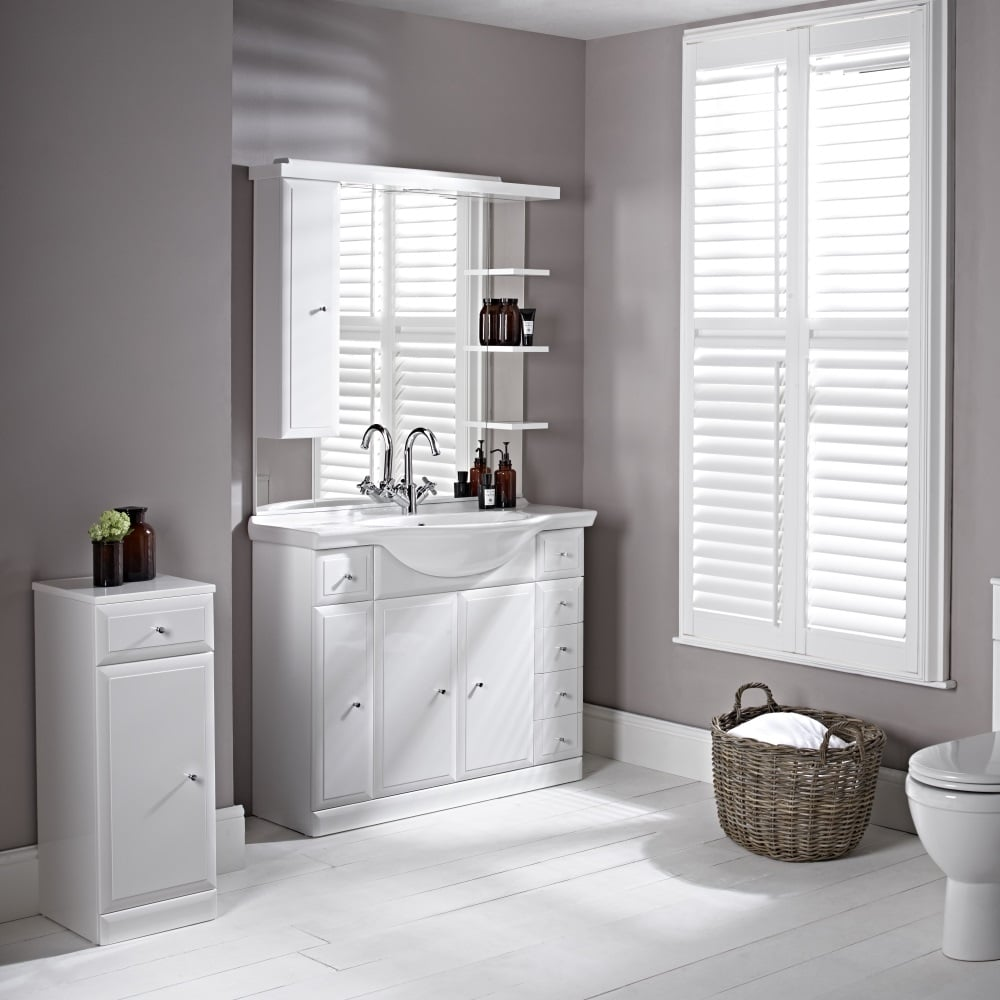 Roper Rhodes Valencia Bathroom Furniture Darlington Showroom