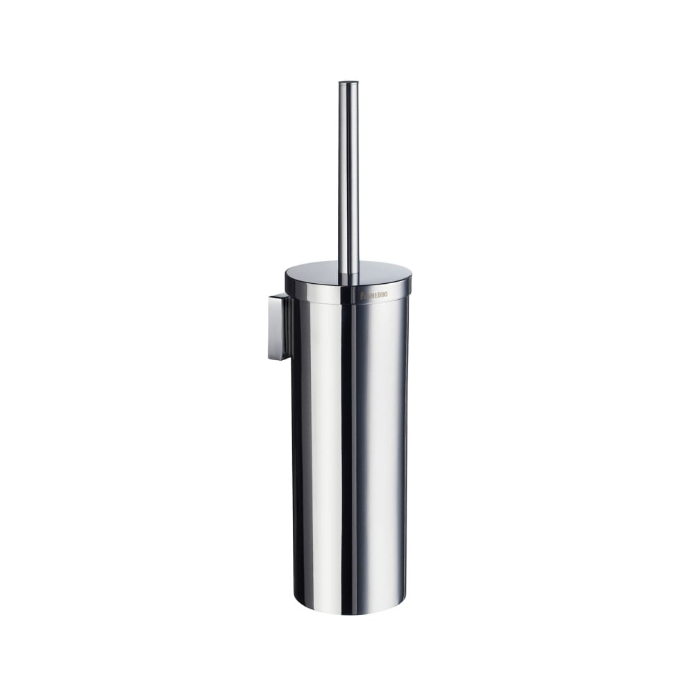 House Wall Mounted Toilet Brush Rk332 Chrome Rs332 Brushed