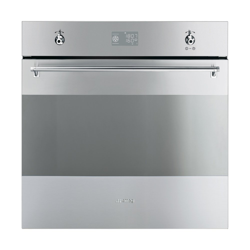 Sf390x Classic Multifunction Single Oven In Stainless Steel