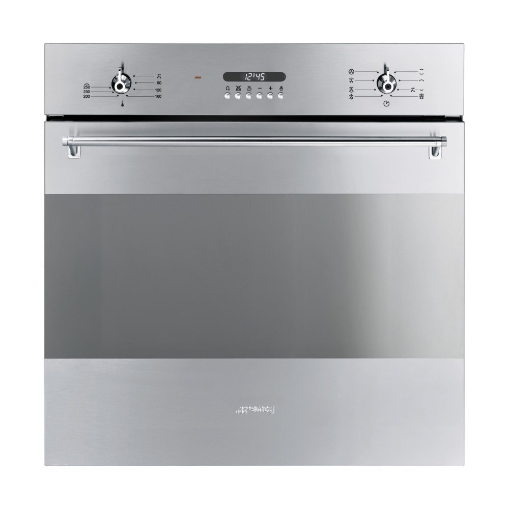 Smeg Cookers Appliances Sf372x Classic Multifunction