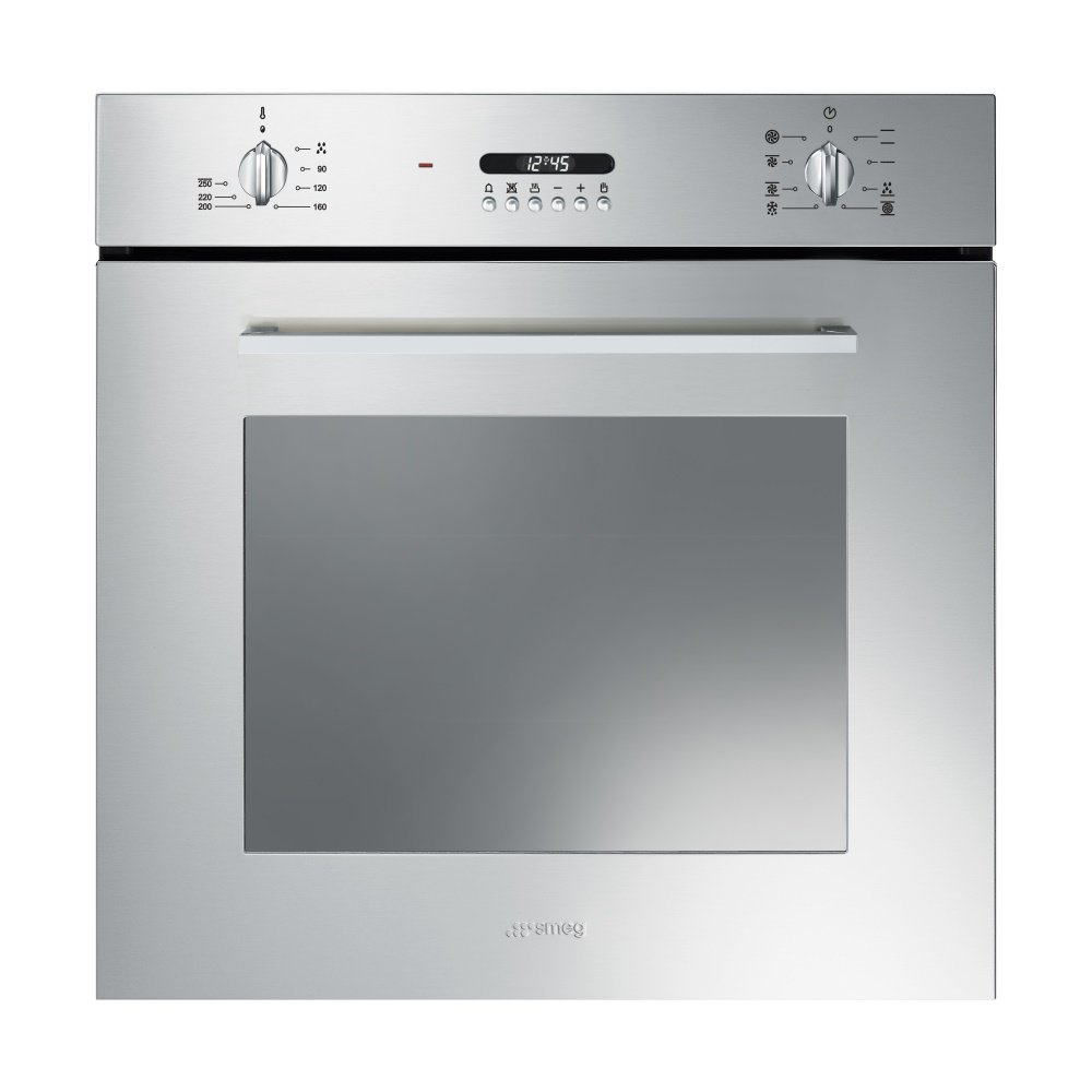 Smeg cookers appliances sf478x cucina multifunction oven for Cucina smeg