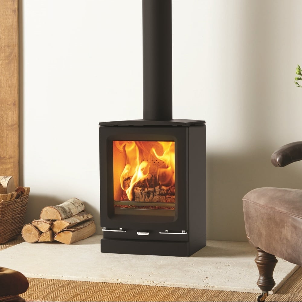mini our tiny stove watch small burning cubic bus skoolie conversion wood finally fireplace