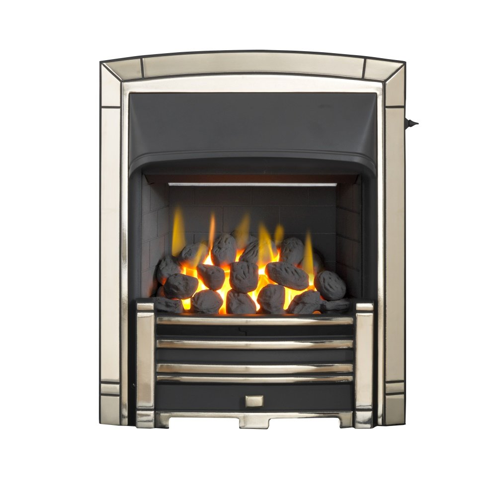 Masquerade Full Depth Convector Gas Fire 0594002 Pale Gold