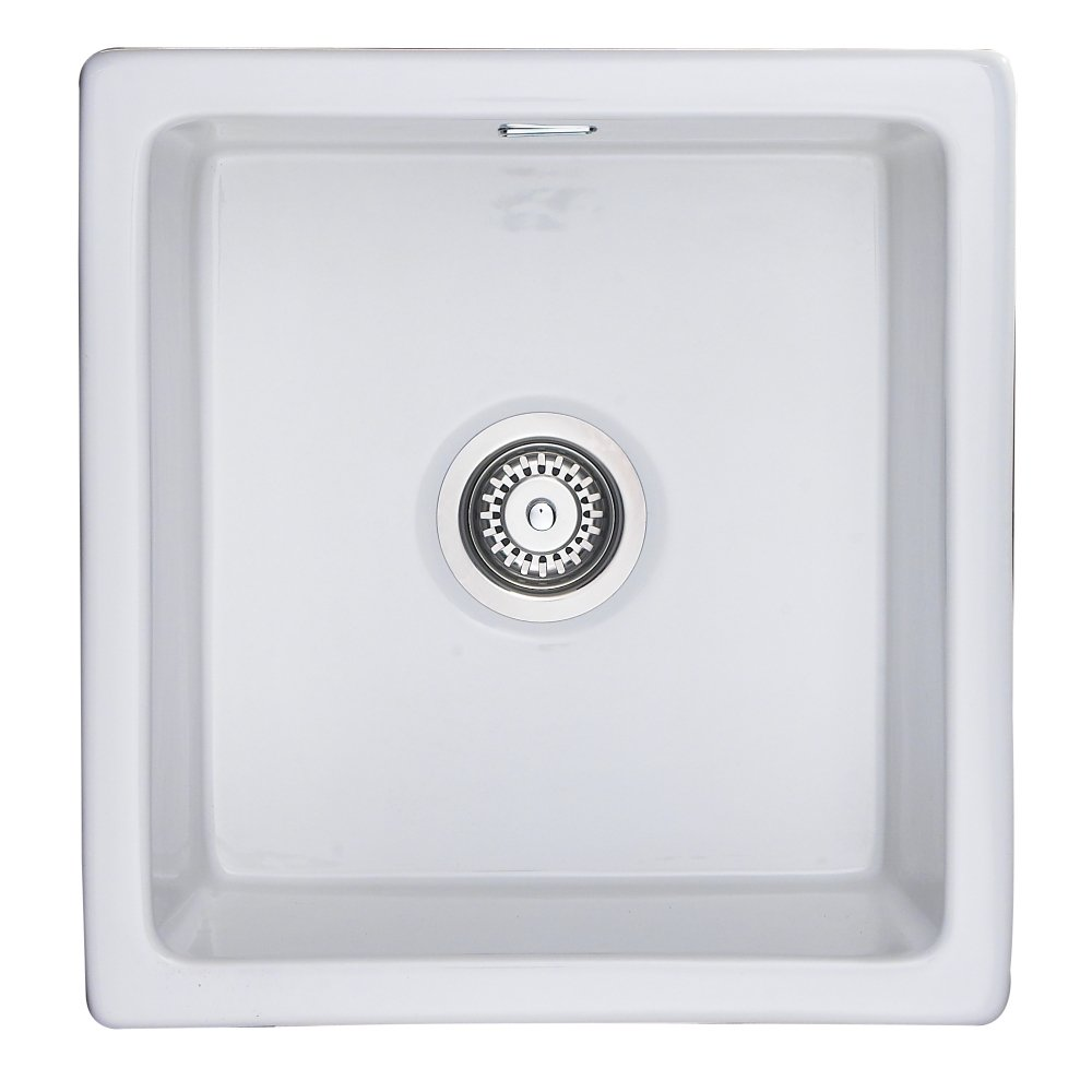 kitchen sink picture rangemaster rustique mount bowl 2820
